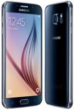 Dark blue-Unlocked Samsung Galaxy S6 SM-G920F 32GB 3G 4G LTE 16MP NFC Smartphone