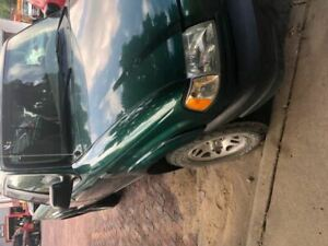 (NO SHIPPING) Driver Left Front Door Electric Fits 95-02 MAZDA B-3000 899586