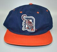 Detroit Tigers MLB Competitor Vintage 90's Snapback Cap Hat - NWT