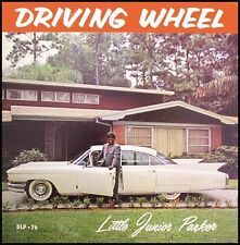 LITTLE JUNIOR PARKER sealed DRIVING WHEEL Duke Records with Annie Get Your Yo Yo