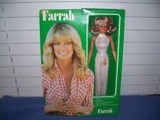 Vintage 1977 Farrah Fawcett Doll by Mego