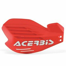 ACERBIS PARAMANI X FORCE UNIVERSALI MOTO CROSS ENDURO OFFROAD MOTARD ROSSO ROSSI