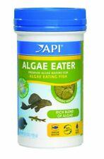 API Algae Eater Premium Sinking Wafer for Algae Eating Fish 3.7 Ounces