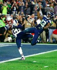 Malcolm Butler New England Patriots UNSIGNED 8X10 Photo Super Bowl XLIX