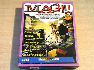 Amiga CD32 - Mag by Greenwood / RARE German Mag!!! - 10/10