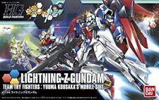 Bandai Gundam 1/144 Hgbf Lightning Z Gundam Team Try Fighters Yuuma Mobile Suit