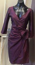 LEONA EDMISTON Dress Size XS  Pink Black Wedding Formal Stunning As New