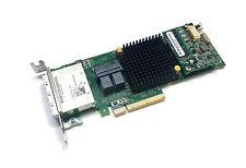 Adaptec 78165 24-port SATA / SAS RAID Controller 6G PCIe x8 3.0 1024MB 1GB