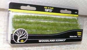 HS  Woodland FS781 Randstreifen Landschaftsgestaltung mittel grün