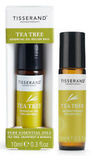 Tisserand TEA TREE Aromatherapy Pulse Point Essential Oil ROLLER BALL 10ml