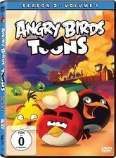 Angry Birds Toons - Season 2.1 DVD NEU + OVP