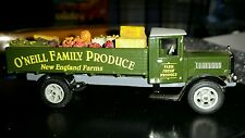 Matchbox Models of Yesteryear Mercedes O'Neill Family Produce Truck 1:64NIB-RARE