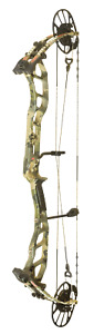 """New 2021 PSE Drive NXT 35 to 60lbs Compound Bow, RH, DL 24"""" to 31""""-Kiui Verde"""