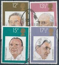 Music, Musicians Decimal British Elizabeth II Stamps