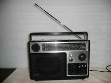 radio portative Philips 970 - stéréo VINTAGE COLLECTOR magnifique