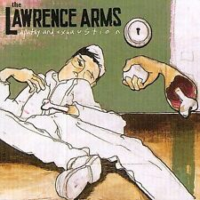 DAMAGED ARTWORK CD Lawrence Arms: Apathy and Exhaustion