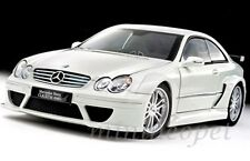 KYOSHO 08461 MERCEDES BENZ CLK DTM AMG COUPE 1/18 WHITE