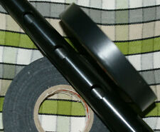 Premium Pipe Chanter Black Tape for Tuning Bagpipe pipes highland small