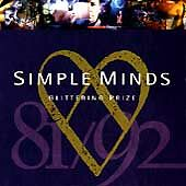 Simple Minds : Glittering Prize - Greatest Hits CD