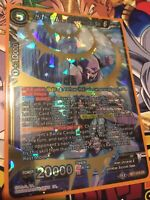 BT7-079 SR Hit, Pride of Universe 6 Super Rare Dragon Ball Super Card Mint