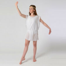 TO ORDER Greek Tunic Tabbard Overdress Dance Costume All Sizes