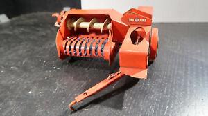 Tru Scale 1:16 Hay Baler Red Pressed Steel
