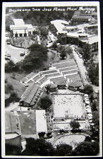 Mexico~1940's Balneario San Jose Purua Mich.~Swimming Pool ~Navarro Rppc