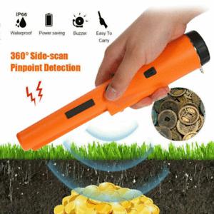 Metal Detector POINTER Pin Pointer Probe Waterproof Handheld Gold Pinpointer UK
