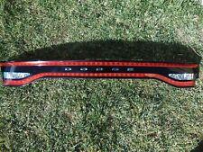 2013-16 Dodge Dart Center Trunk Tail Light Panel Assembly Tested (Non LED)