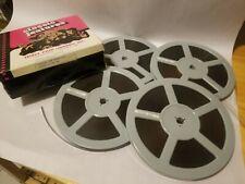 Tarzan The Fearless- Super 8mm Sound B/W Film- Jersey Film Library,  Inc