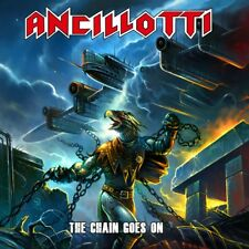 ANCILLOTTI - THE CHAIN GOES ON - CD SIGILLATO 2014