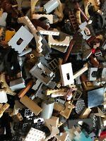 100 Lego Castle Parts genuine Bulky 1 Pound 1lb Random Lot Read Description