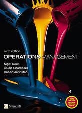Operations Management by Prof. Nigel Slack, Robert Johnston, Stuart Chambers...