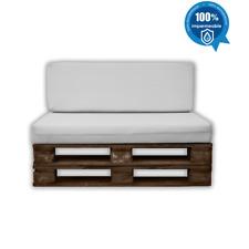 Asiento o Respaldo para Sofá de Palet Exterior e Interior - Grosor 12cm