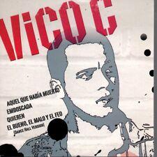 VICO C AQUEL QUE HABIA MUERTO CD SINGLE PROMO
