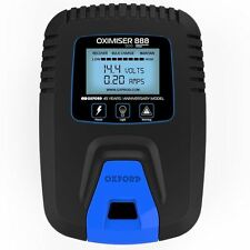 Oxford Oximiser 888 Automatic 12V Battery Charger Optimiser Motorcycle Smart 572