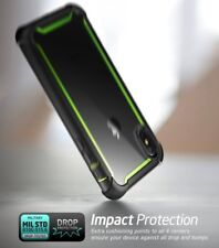 iPhone X case i-Blason Ares Built-in Screen Protector Cover for Apple iPhone X