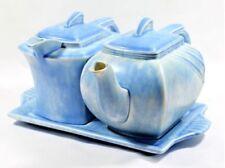 Tea Pots Blue 1920-1939 (Art Deco) Date Range Pottery