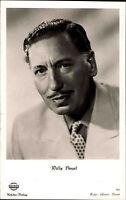 Film Kino Schauspieler Foto Actor Kolibri-Verlag Porträt-AK von Willy Birgel