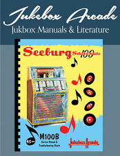 Seeburg M100-B Service Manual from Jukebox Arcade M100 B