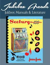 Seeburg M100-B Service Manual from Jukebox Arcade M100 B