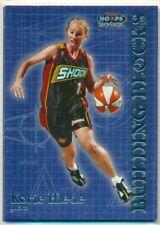 WNBA -WOMEN'S BASKETBALL CARD - HOOPS - BUILDING BLOCKS - KORIE HLEDE - #BB 4/8
