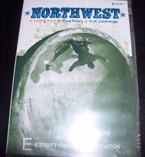 Northwest Skateboarding DVD A Super 8 Movie By Coan Nichols – All Region  – New