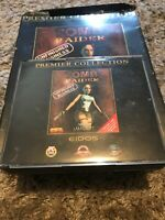 Tomb Raider Unfinished Business PC-CD Rom Inc Extra 4 Levels