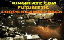 Futuristic Loops & Samples Kit