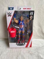 Kurt Angle WWE Elite series 66 wrestling figure
