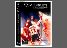 Canada vs. USSR CCCP SUMMIT SERIES HOCKEY 1972 DVD Set - 26 Hours on 8 DVDs!