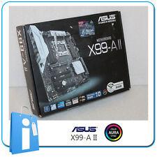Placa base X99 ASUS X99-A II Socket 2011 - V3 con Accesorios