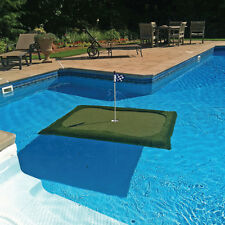 Floating Golf Green 4'x6' for Pools Ponds Lakes Putting Chipping Practice