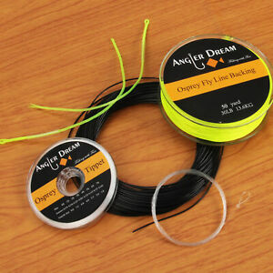 6IPS Fast Sinking Line WF5S/6S/7S/8S/9S Fly Line Combo Fly Fishing Line Combo
